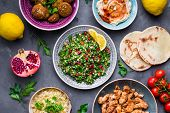 Middle Eastern Dishes poster