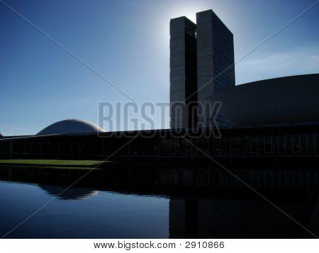 Brasilian parliament