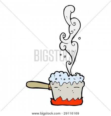 bubbling pot cartoon