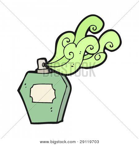 expensive perfume cartoon