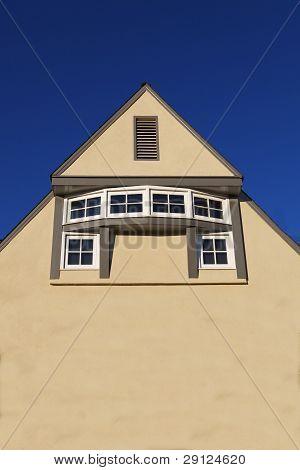Wall Windows Sky