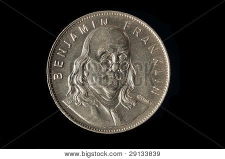 American  coin. Special edition