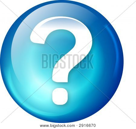 Question Web Button