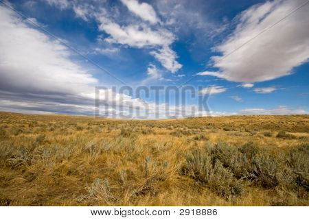 Prairie Himmel