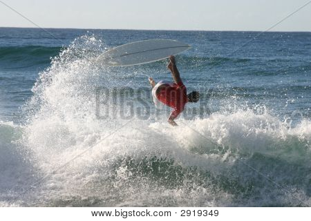 Wipe Out  Surfer