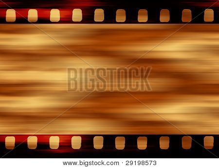 Film Strip Background