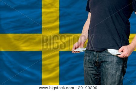Recession Impact On Young Man And Society In Sweden