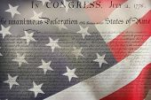 pic of preamble  - United States Declaration of Independence - JPG