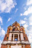 The Millennium Tower Known As Gardos Tower In Zemun County Of Belgrade The Capital Of Serbia.the Vie poster