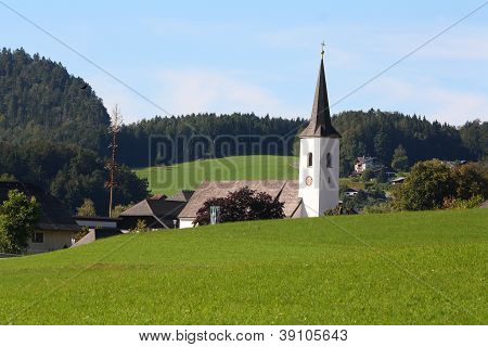 Austrian village church
