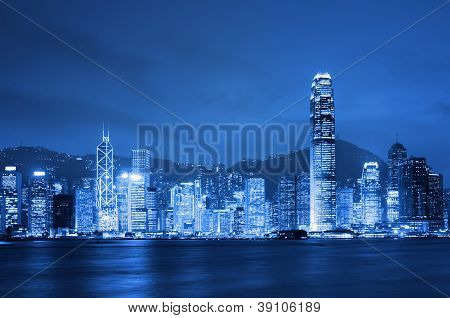 Victoria Harbour - Hong Kong