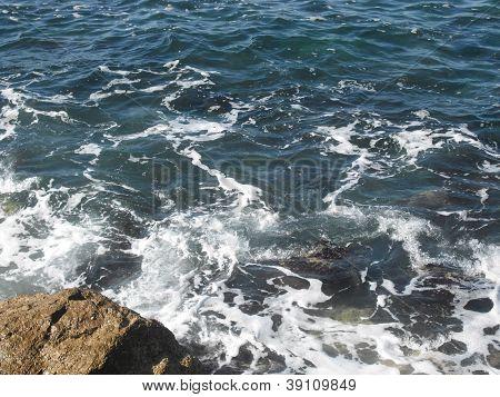 Sea waves 8