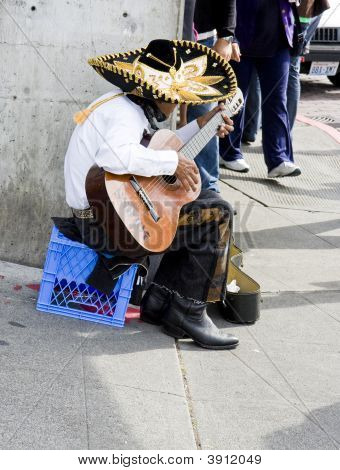 Mexican Guitarist
