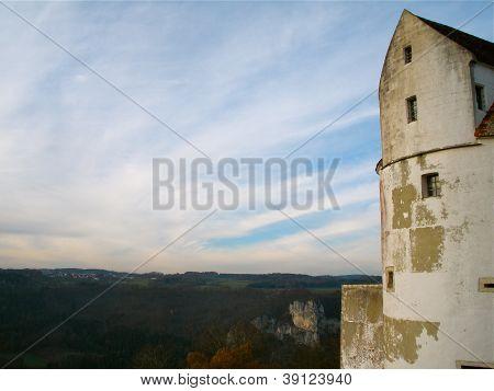 Blue Sky Castle