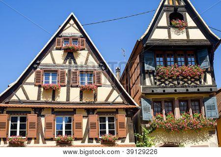 Dambach (alsace) - Houses