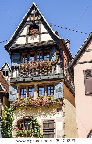 Dambach-la-ville (alsace) - House