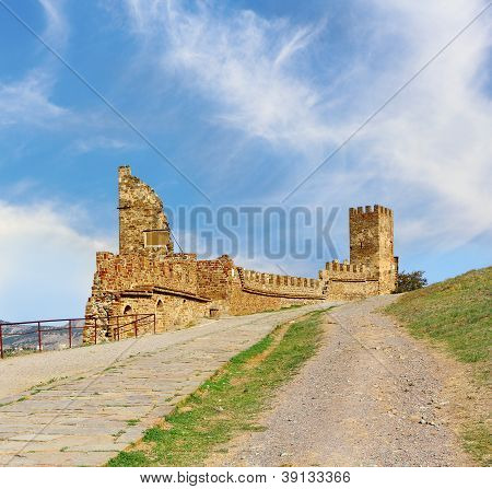 Genovese Fortress