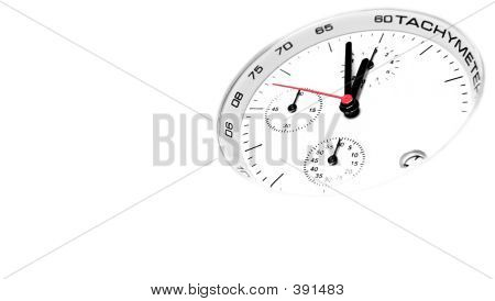 Modern Watch - Abstract