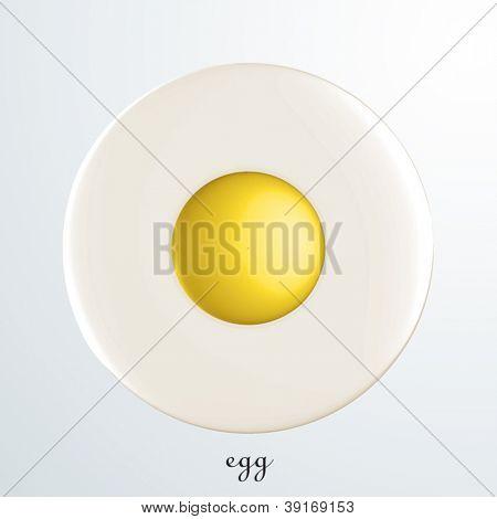 3D Vector Egg