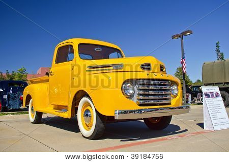 1949 Ford f1 Pickup-truck