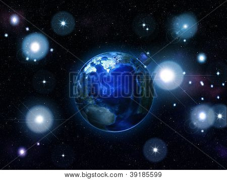 The Earth Ball