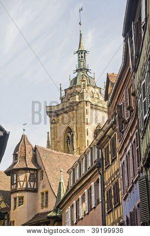 Colmar (alsace) - Belfry