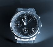 stock photo of last day work  - modern watch  - JPG