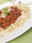 Spaghetti Bolognaise poster