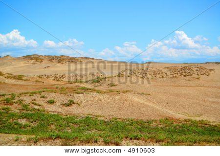 Suba Sand Dunes Ilocos Norte Philippines