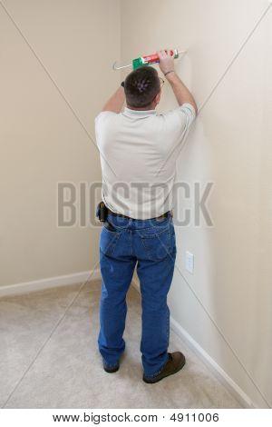 Caulking Walls