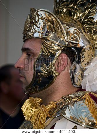 Portrait Of Rome