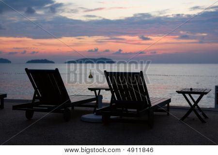 Beach Benches