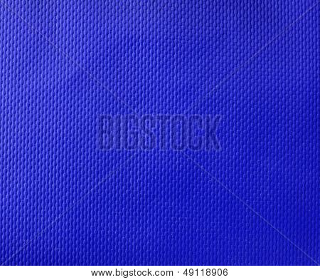 Blue Plastic Texture