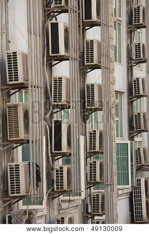 Air Conditioning Devices