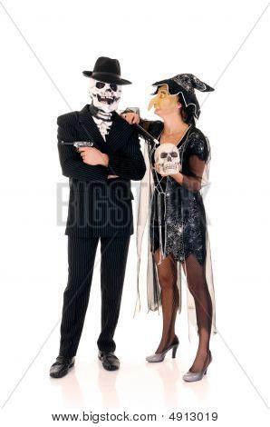 Halloween Couple Fun