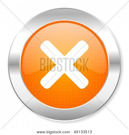 cancel icon