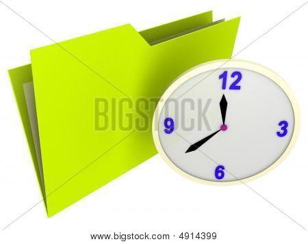 Schedule Folder
