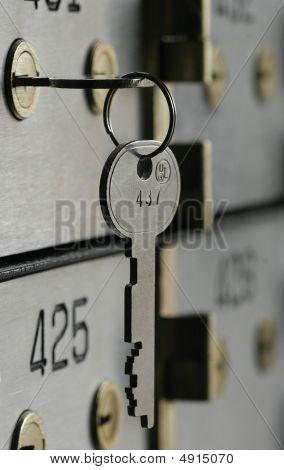 Caja fuerte Depost caja