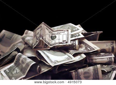 Arte de las cuentas de dinero