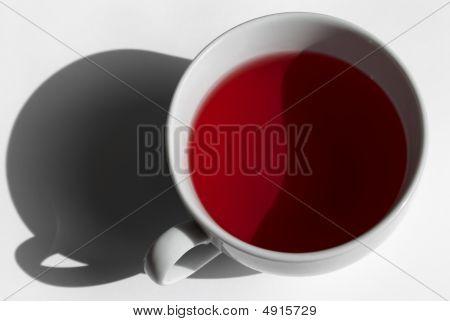 Red Tea Mug