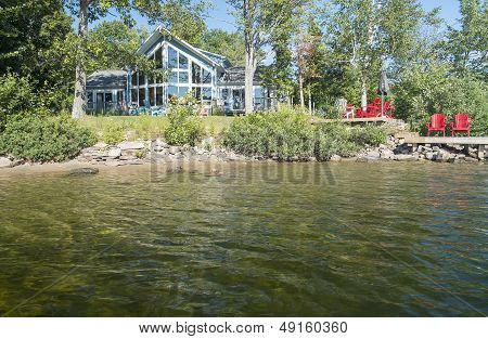 Lakeside Cottage