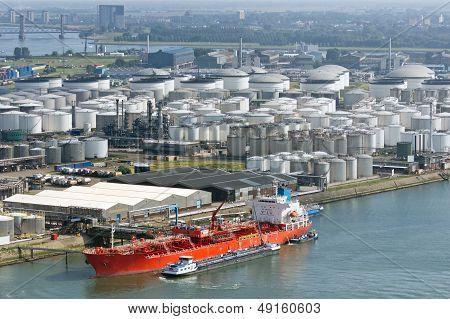 Oil Tanker Terminal