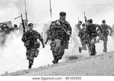 Dutch Marines