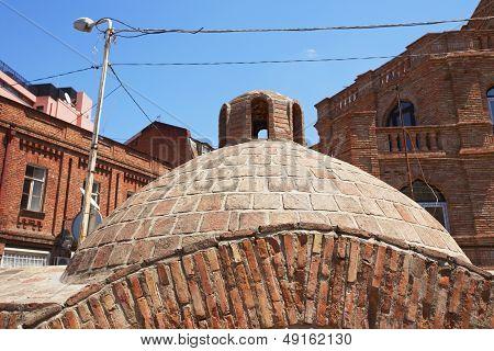 Building Of Turkish Bath