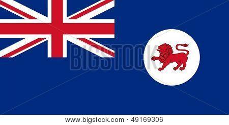 Flag of the Australian state of Tasmania.