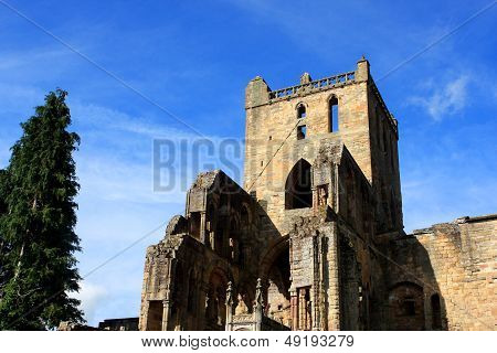 Jedburgh Abbey, Scotland