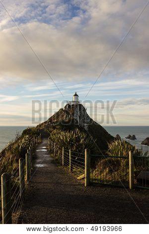 Kaka Point Light House