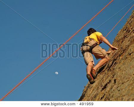 Moon Climb