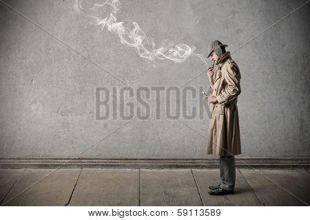 smoking investigator