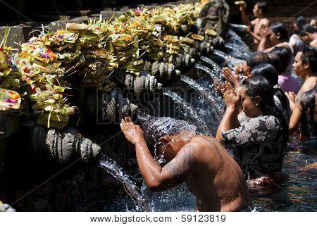Tirta Empul Temple, Bali, Indonesia
